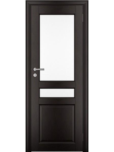 Межкомнатная дверь из массива ольхи БОСТОН ДО