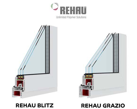 Окна Rehau в Мозыре