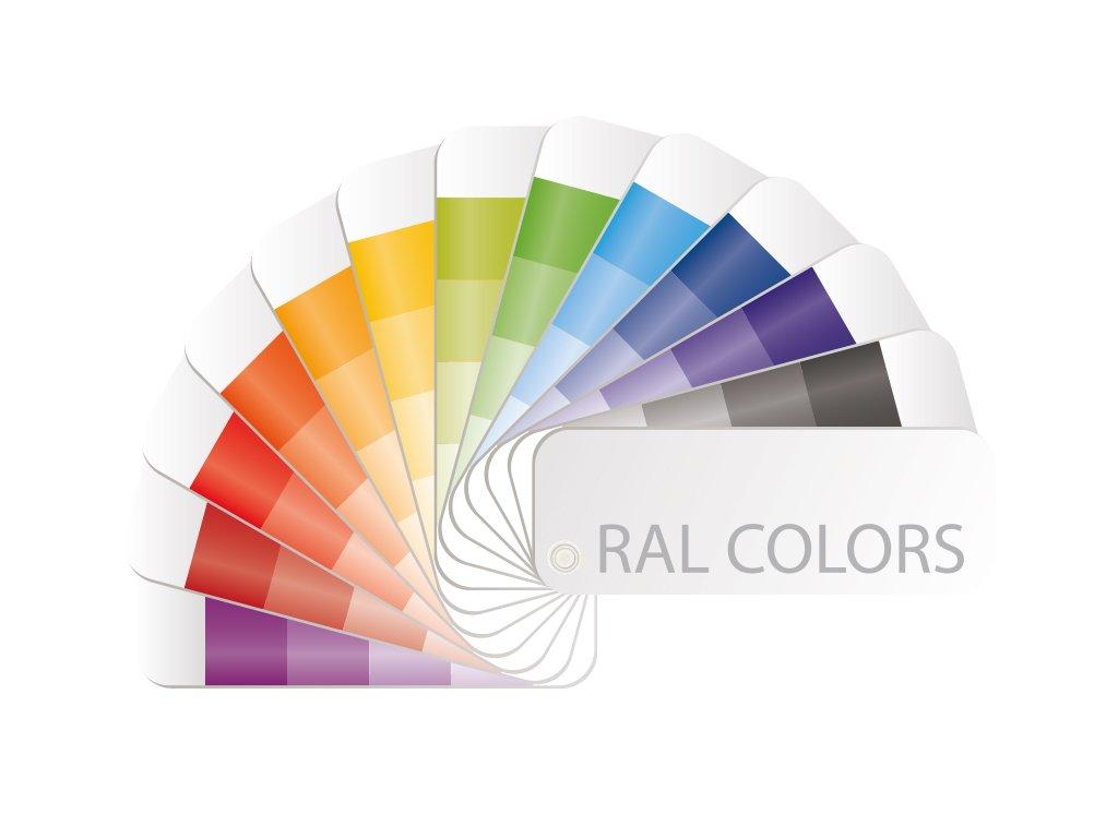 Нестандартный цвет по карте RAL (наценка)
